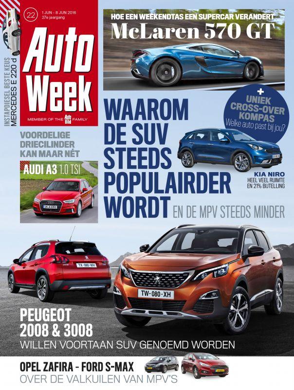 AutoWeek 22 2016