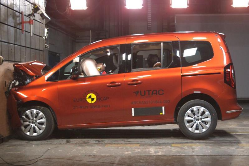 Euro NCAP Renault Kangoo