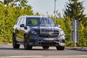 Mercedes laat AMG GLS 63 uit
