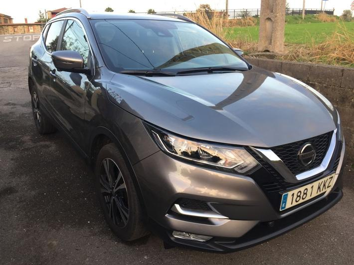 Nissan Qashqai DIG-T 115 Business Edition (2018)