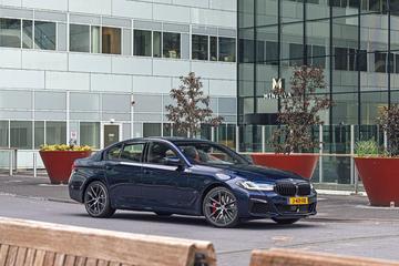 BMW 540iA xDrive - Test