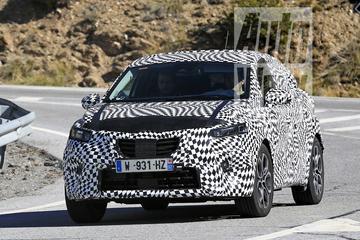 Nieuwe Renault Captur duikt weer op