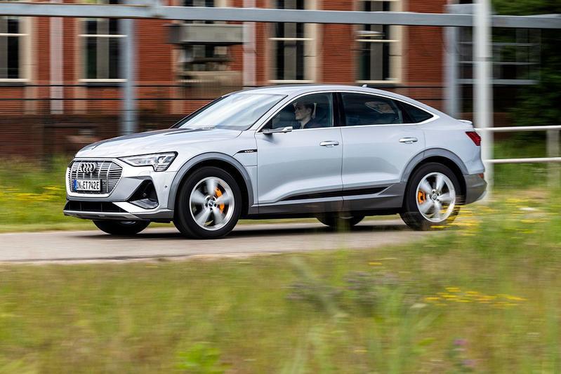Audi e-tron Sportback - Eerste rijtest