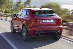 Nu alle prijzen van de Jaguar E-Pace