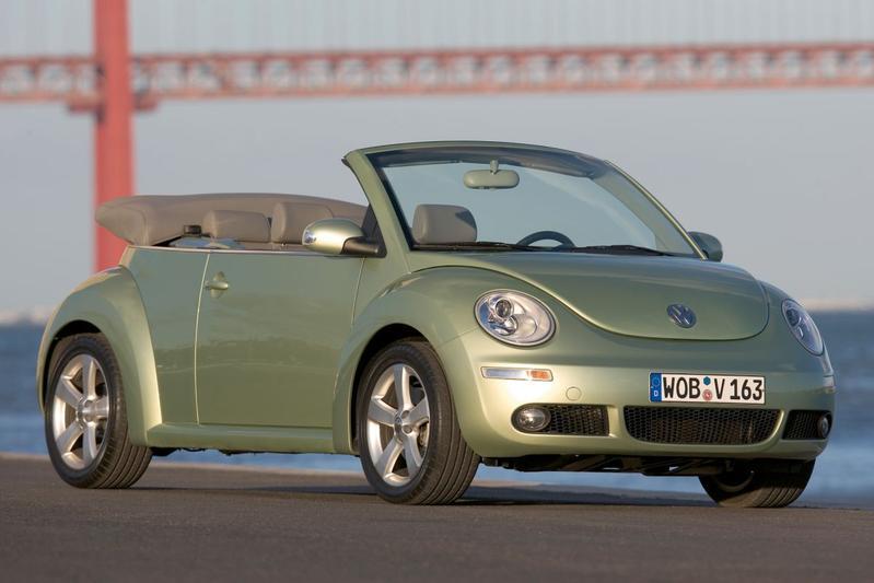 Facelift Friday Volkswagen New Beetle