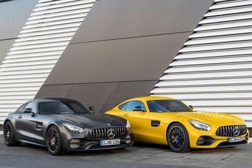 Onder het mes: Mercedes-AMG GT