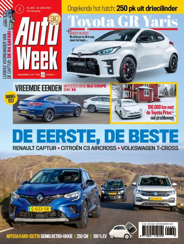 AutoWeek 3 2020