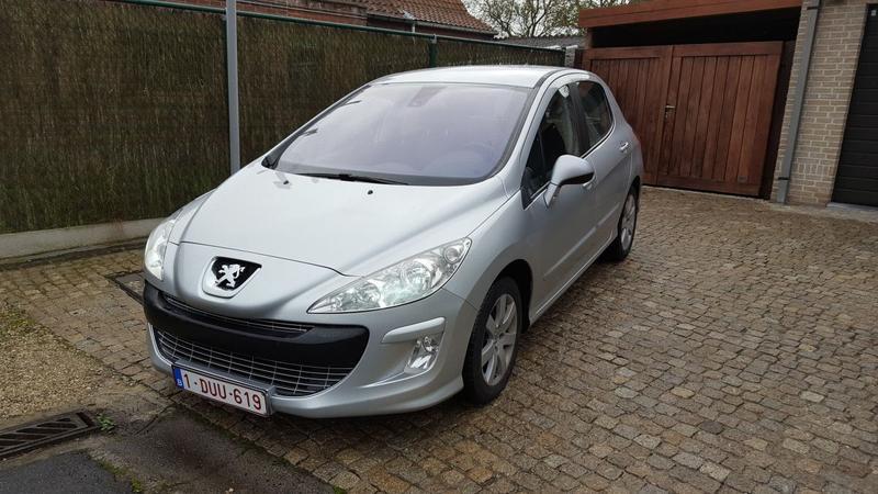 Peugeot 308 XT 1.6 HDiF 110pk (2010)