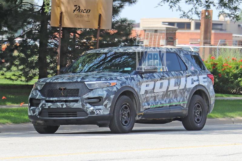 Nieuwe Ford Explorer laat zich zien