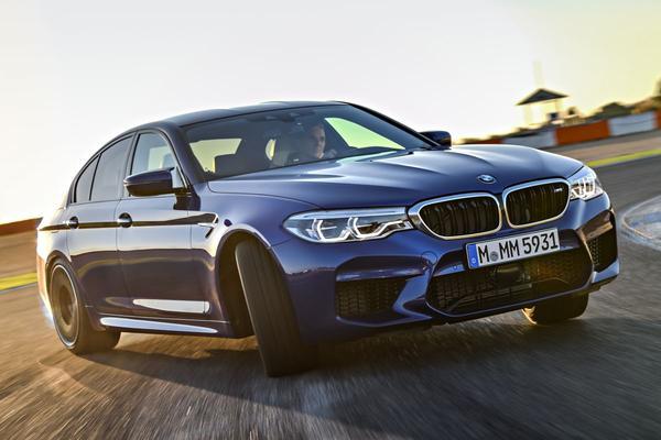 Rij-impressie: BMW M5