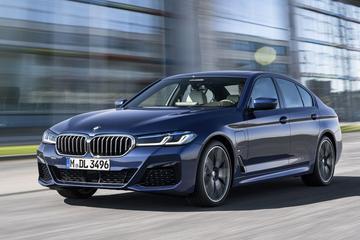 Dít is de vernieuwde BMW 5-serie