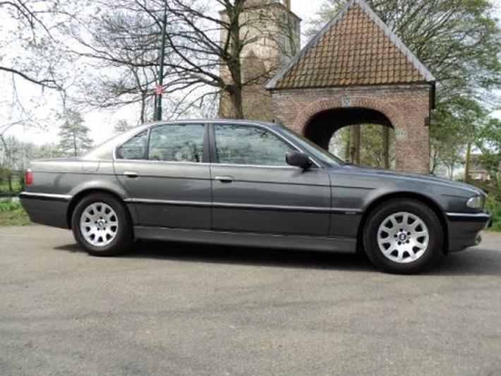 BMW 730d Executive (2001)
