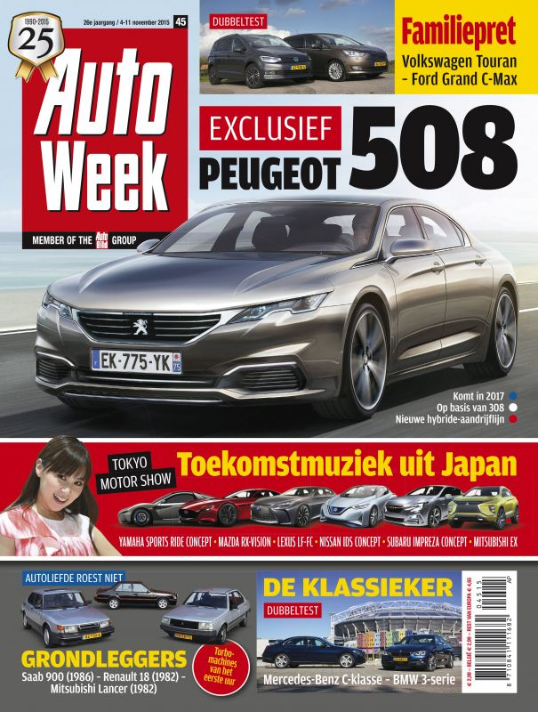 AutoWeek 45 2015