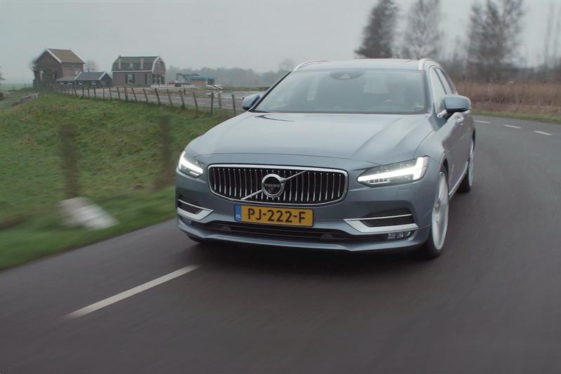 Volvo V90 - Afscheid Duurtest