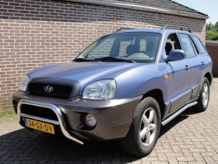 Hyundai Santa Fe 2.7i V6 24V Country 4WD (2001)