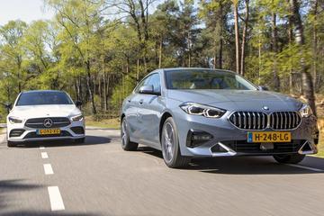 BMW 2-serie Gran Coupé - Mercedes-Benz CLA 180 - Dubbeltest