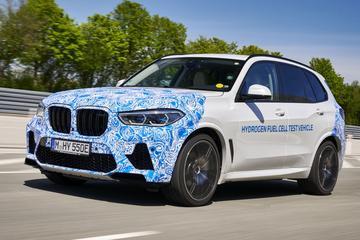 BMW i Hydrogen Next volgend jaar in productie