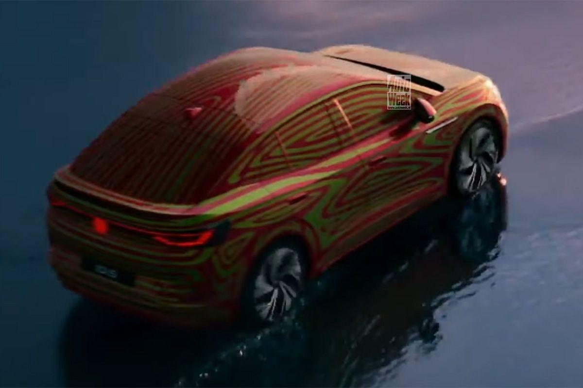 Volkswagen ID5 teaser