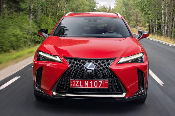 Rij-impressie: Lexus UX