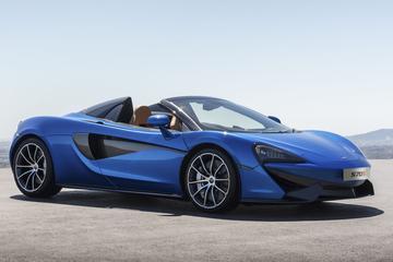 McLaren toont 570S Spider! *update*