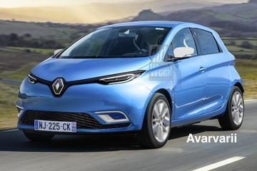 Blik to the Future: Renault Zoe