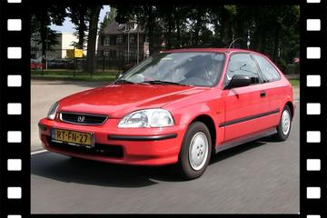 Videoflashback: Klokje Rond - Honda Civic met 1 miljoen kilometer