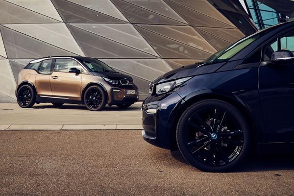 Grotere accu's voor BMW i3 en I3s