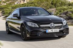 Prijzen vernieuwde Mercedes-Benz C Coupé en Cabrio