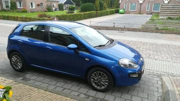 Fiat Punto Evo 1.3 Multijet 16v 85 MyLife (2012)