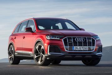 Dít is de vernieuwde Audi Q7