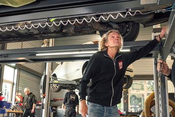Barrelbrigade 2020 - Project Vuile Handen - Renault Laguna