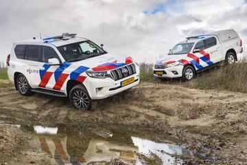 Nationale Politie bestelt Toyota Land Cruiser en Hilux