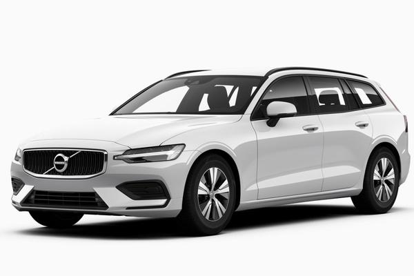 Back to Basics: Volvo V60