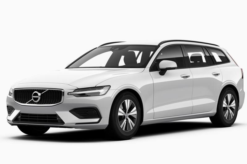 Back to Basics: Volvo V60