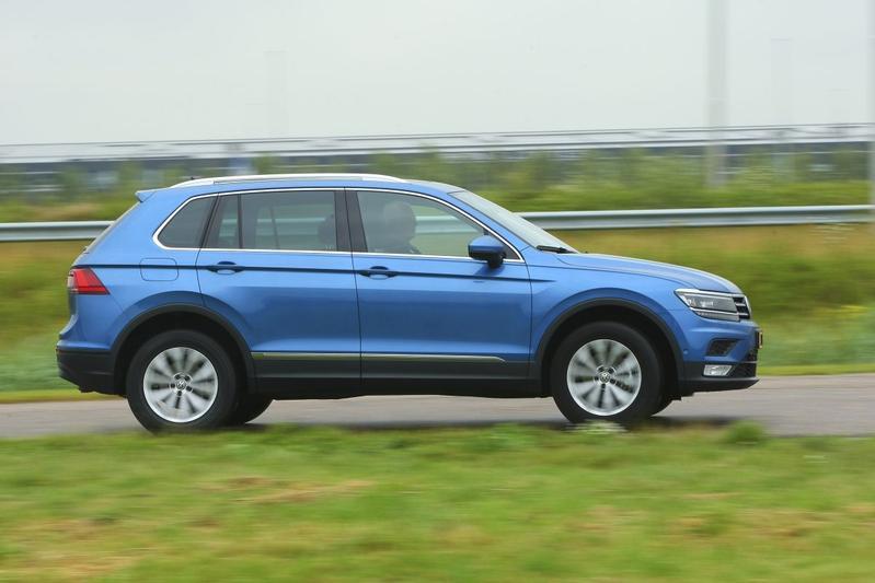 Test Volkswagen Tiguan