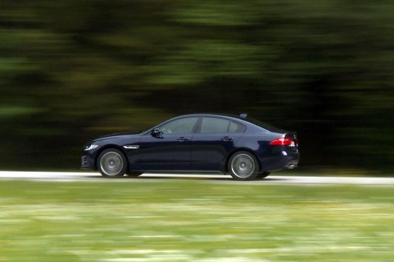 Rij-impressie Jaguar XE AWD