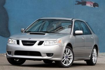 Afgestoft: Saab 9-2X