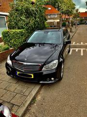 Mercedes-Benz C 180 CDI Estate (2012)