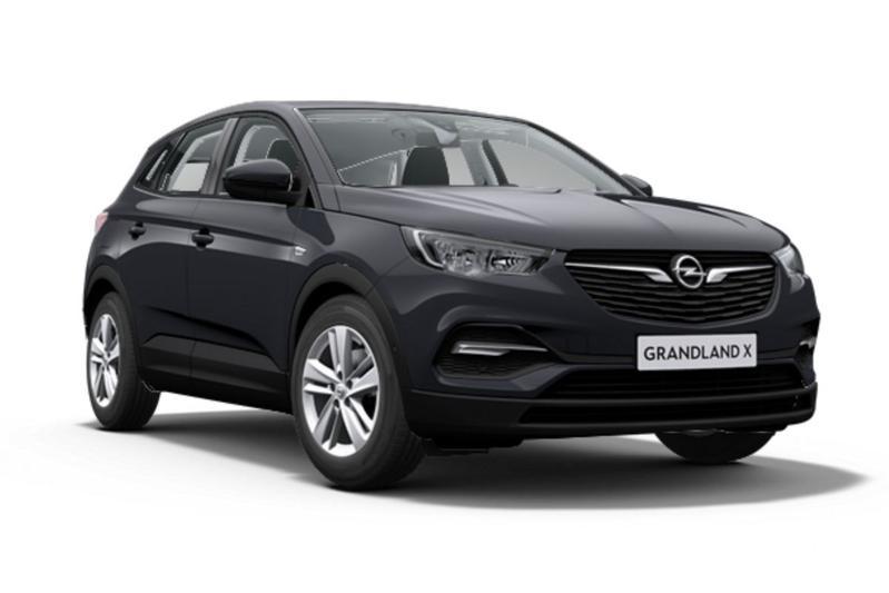 Opel Grandland X Back to basics
