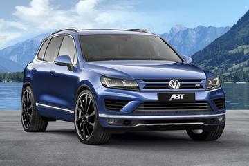 Abt pompt Volkswagen Touareg op