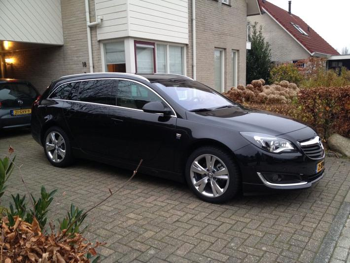 Opel Insignia Country Tourer 1.6 Turbo (2014)