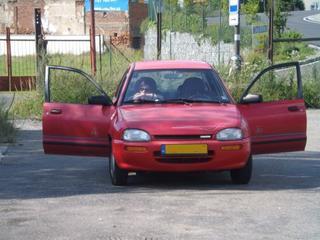 Mazda 121 1.3i GLX (1991)