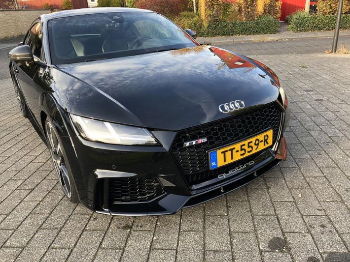 Audi TTRS Coupé 2.5 TFSI quattro (2017)