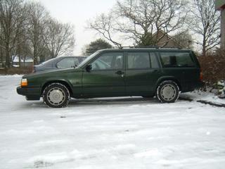 Volvo 940 Estate Polar Turbo Diesel i.c. (1995)