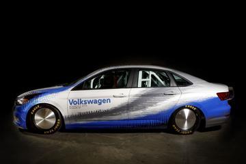 Recordpoging Volkswagen Jetta uitgesteld