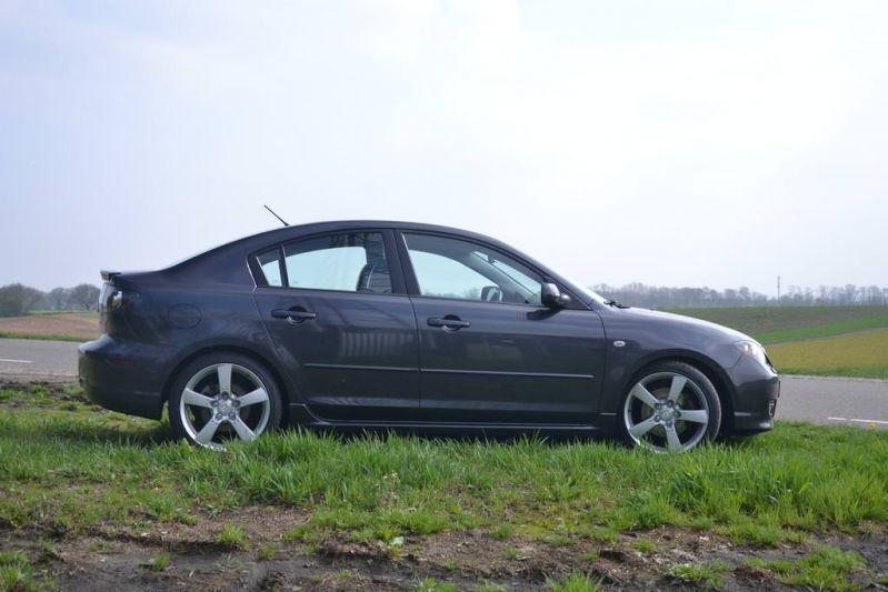 Mazda 3 2.0 S-VT GT-M (2006)
