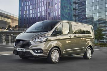 Facelift voor Ford Tourneo Custom