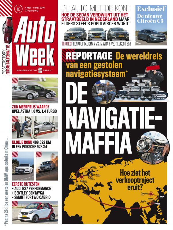 AutoWeek 18 2016