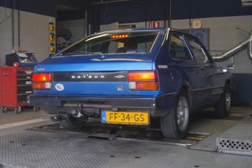 Op de Rollenbank - Datsun Cherry 1.2 GL (1979)