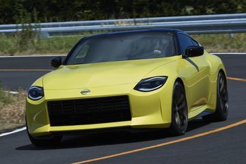 'Nissan Z Proto gaat bijna ongewijzigd in productie'